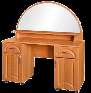 Туалетный столик, Зеркала