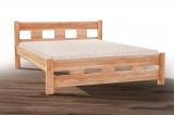 """Кровать """"SPACE"""" 160 (бук)"""